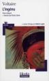 Couverture L'ingénu  Editions Folio  (Classique) 2004