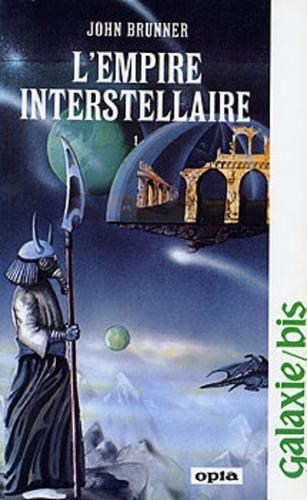Couverture L'empire interstellaire, tome 1