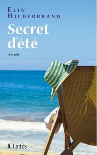 Couverture Secret d'été