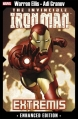 Couverture Iron Man : Extremis Editions Marvel 2013