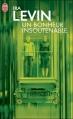 Couverture Un bonheur insoutenable Editions J'ai Lu (Science-fiction) 2003