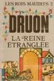 Couverture Les rois maudits, tome 2 : La reine étranglée Editions Le Livre de Poche 1982