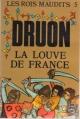 Couverture Les rois maudits, tome 5 : La louve de France Editions Le Livre de Poche 1983