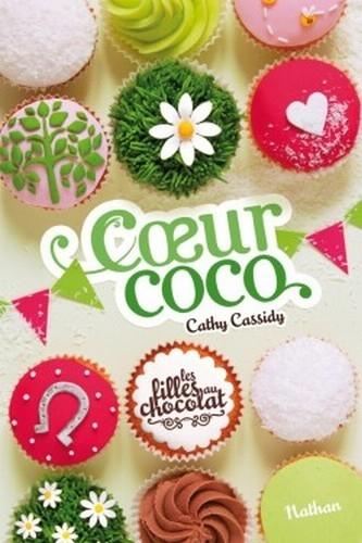 Couverture Les filles au chocolat, tome 4 : Coeur coco