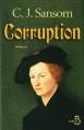 Couverture Corruption Editions Belfond 2011