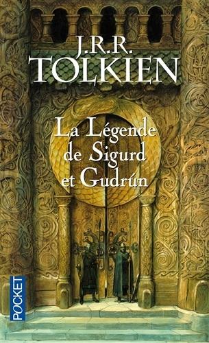 Couverture La Légende de Sigurd et Gudrùn