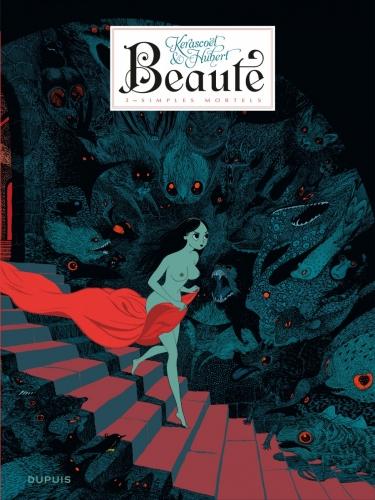 Couverture Beauté, tome 3 : Simples mortels