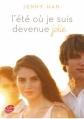 Couverture L'été où je suis devenue jolie Editions Le livre de poche (Jeunesse) 2013