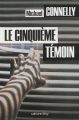 Couverture Le cinquième témoin Editions Calmann-Lévy 2013
