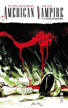 Couverture American Vampire, tome 3 : Le Fléau du Pacifique