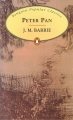 Couverture Peter Pan (roman) Editions Penguin books (Popular Classics) 1995