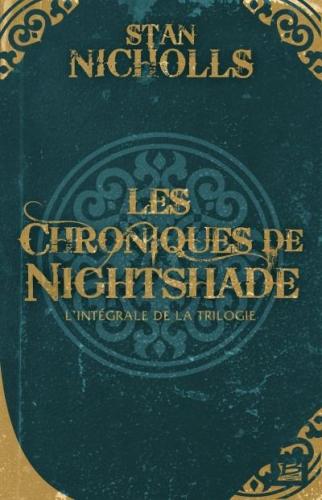 Couverture Les Chroniques de Nightshade, intégrale