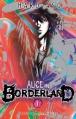 Couverture Alice in borderland, tome 01 Editions Delcourt (Take) 2013