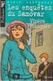 Couverture Les enquêtes du Samovar : Vipère masquée Editions Fleurus (Policier) 2006