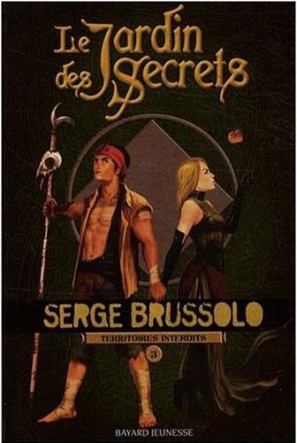 Couverture Le jardin des secrets, tome 3 : Territoires interdits