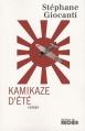 Couverture Kamikaze d'été Editions du Rocher 2008
