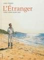 Couverture L'étranger (BD) Editions Gallimard  (Fétiche) 2013