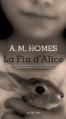 Couverture La fin d'Alice Editions Actes Sud (Lettres anglo-américaines) 2013