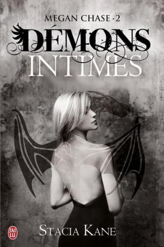 Couverture Megan Chase, tome 2 : Démons intimes