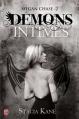 Couverture Megan Chase, tome 2 : Démons intimes Editions J'ai Lu (Darklight) 2013