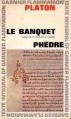 Couverture Le Banquet / Phèdre Editions Garnier Flammarion 1964