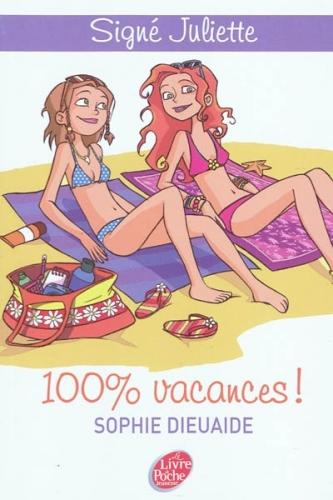 Couverture 100% vacances