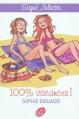 Couverture 100% vacances Editions Le Livre de Poche (Jeunesse) 2010