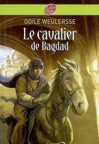 Couverture Le Cavalier de Bagdad