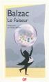 Couverture Le Faiseur Editions Flammarion (GF) 2012