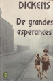 Couverture De grandes espérances / Les Grandes Espérances Editions Le Livre de Poche (Classique) 1973