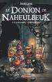 Couverture Le donjon de Naheulbeuk (Romans), tome 0 : À l'aventure, compagnons Editions Octobre (Croix des fées) 2013
