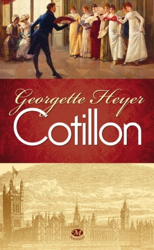 Couverture Cotillon