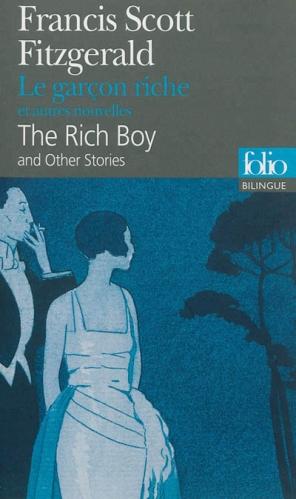 Couverture Le garçon riche et autres nouvelles