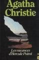Couverture Les vacances d'Hercule Poirot Editions Le Masque 1980