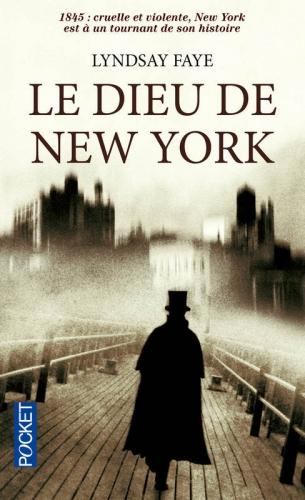 Couverture Le Dieu de New York