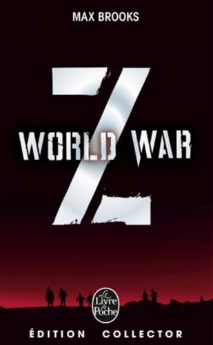 Couverture World war Z