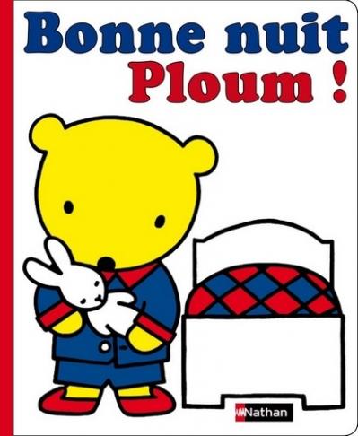 Couverture Bonne nuit Ploum !