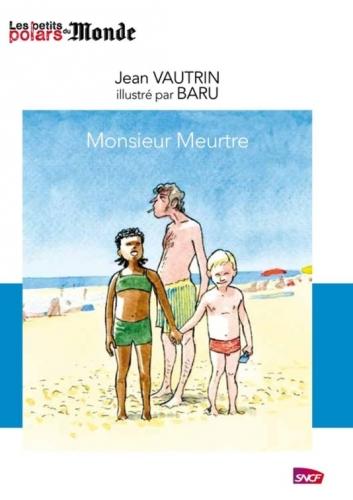 Couverture Monsieur Meurtre