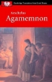 Couverture Agamemnon Editions Cambridge University Press 2003