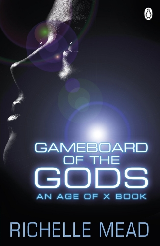 Couverture Age of X, book 1: Gameboard of the Gods