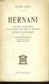 Couverture Hernani Editions Fayard (Les Meilleurs Livres) 1948