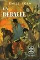 Couverture La Débâcle Editions Le Livre de Poche 1958