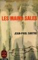 Couverture Les mains sales Editions Le Livre de Poche 1948
