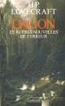 Couverture Dagon Editions Belfond 1987