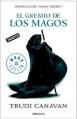 Couverture La trilogie du magicien noir, tome 1 : La guilde des magiciens Editions DeBols!llo (Bestseller) 2010