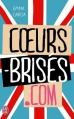 Couverture Coeurs-brisés.com Editions J'ai Lu 2013