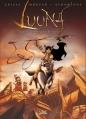 Couverture Luuna, tome 8 : L'attrapeur de rêves Editions Soleil 2013