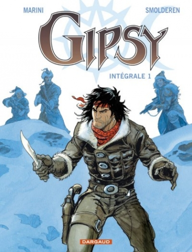 Couverture Gipsy, intégrale, tome 1