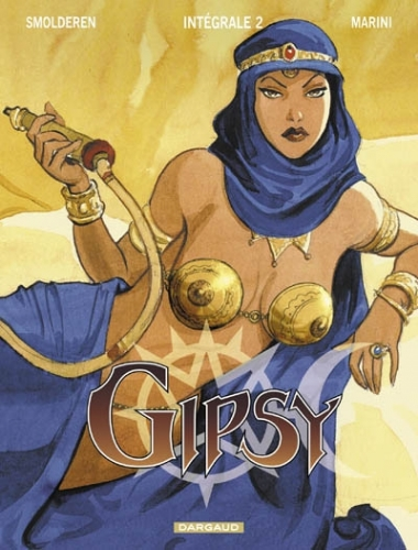 Couverture Gipsy, intégrale, tome 2