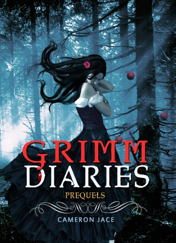 Couverture The Grimm Diaries Prequels, book 1: Snow White Blood Red